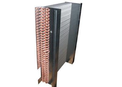 Evaporadores HVAC